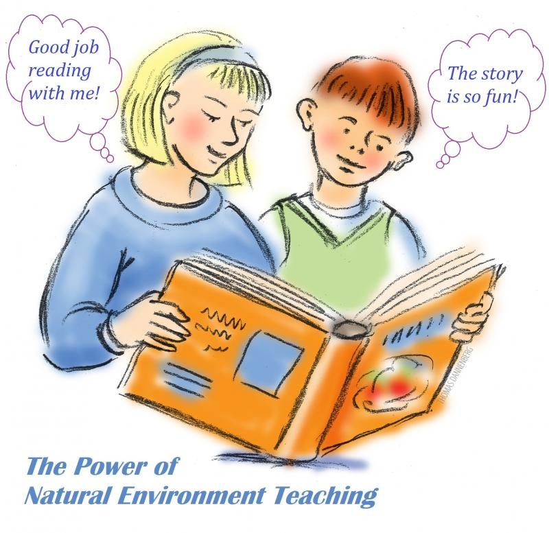 The Power of Natural Environment Teaching